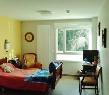 Chambres confortables et colorees-1